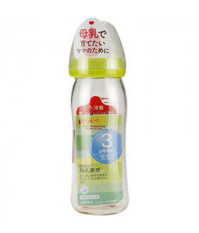 Glass Baby Bottle 240ml