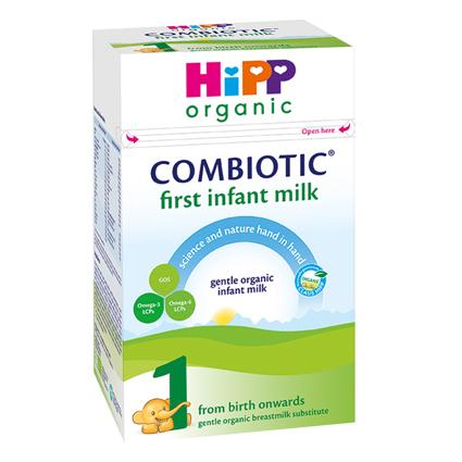 HiPP Stage 1 Combiotic First Infant Milk Formula (800g) - UK Version