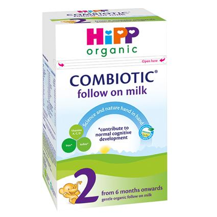 HiPP Stage 2 Combiotic Follow-On Infant Milk Formula - UK Version