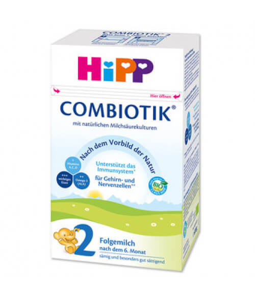HiPP Stage 2 Organic Combiotic Follow-on Milk Formula